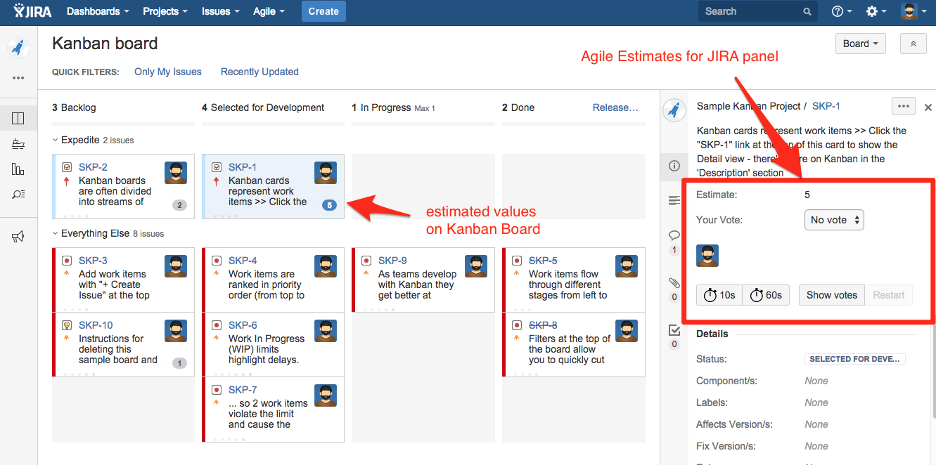 jira task template - 8 kanban tools for project managers and developers
