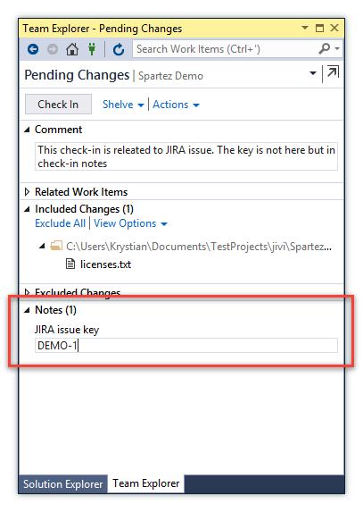 TFS / Azure DevOps (formerly VSTS) check-ins synchronization